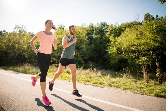 Burning Belly Fat: Run or Walk?