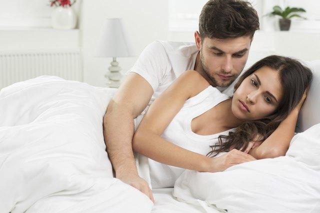 Conflict in bedroom