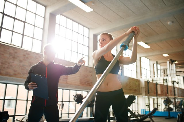 How to Push Yourself at the Gym