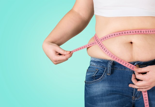 how to lose belly fat and tighten skin