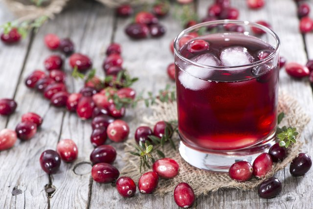 juice cranberry liver kidneys detox cleanse sugar blood kidney drinking increase low does bad drinks juices symptoms carbs level foods
