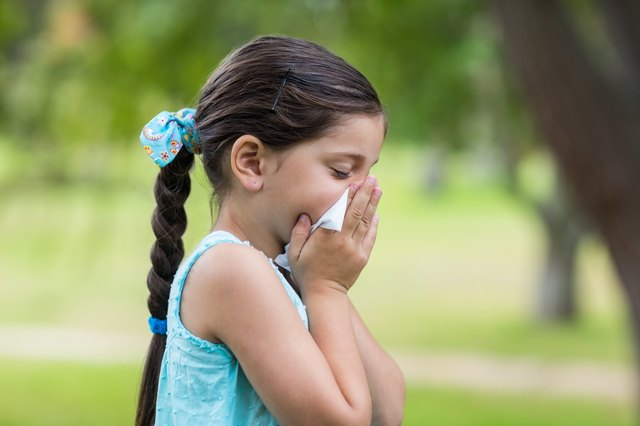 How Many Doses of Benadryl Can a Child Have if Having an Allergic Reaction to Something?