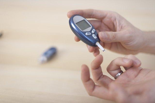 Testing The Blood Sugar