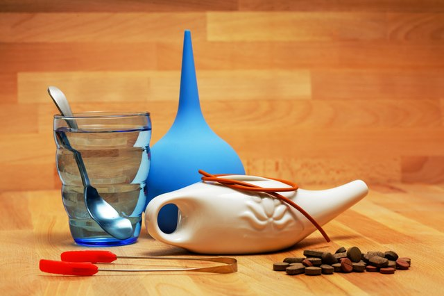 Cleaning procedures for the body