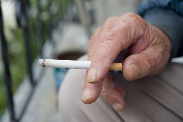 What Can Smoking Do to You After 40 Years?