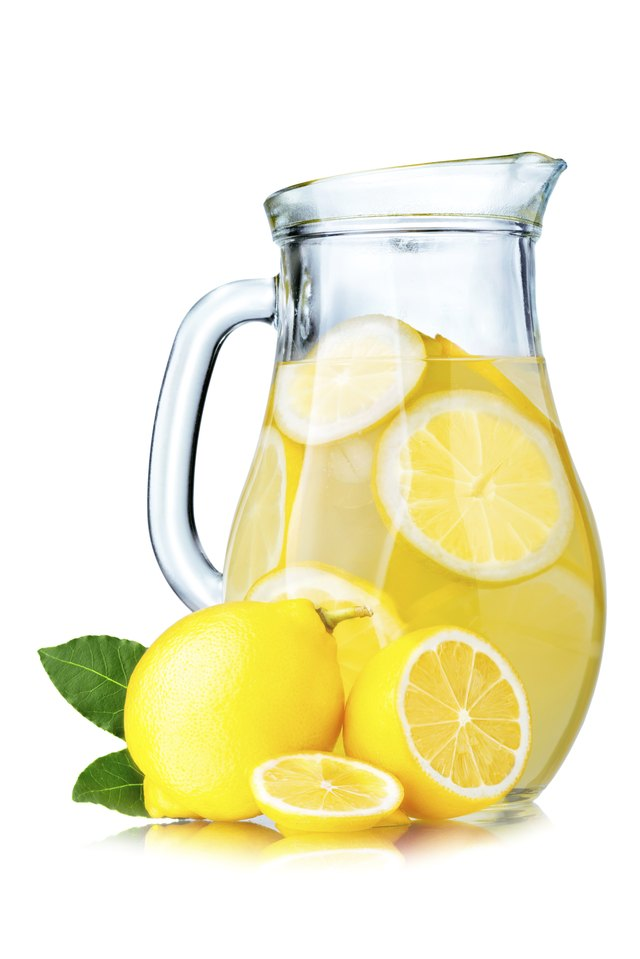 Nutritional Information for Minute Maid Light Lemonade