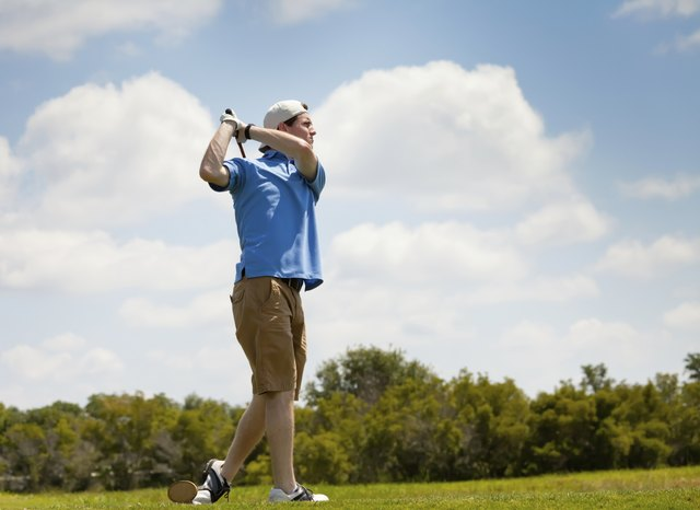 Good Golfer Swing