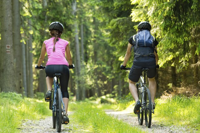 Does Bicycling Work Your Butt Muscles?