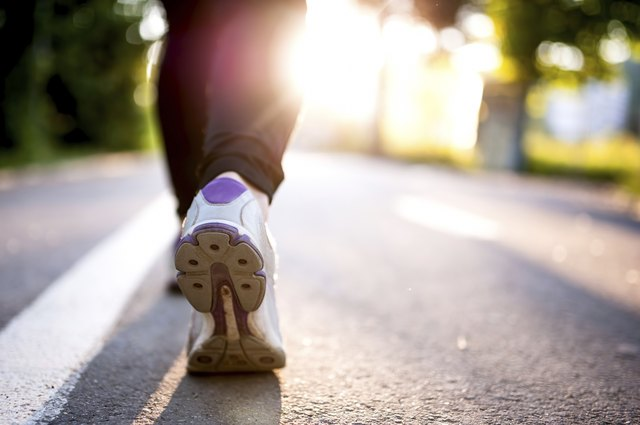 How Much Walking Is Needed to Get in Shape?