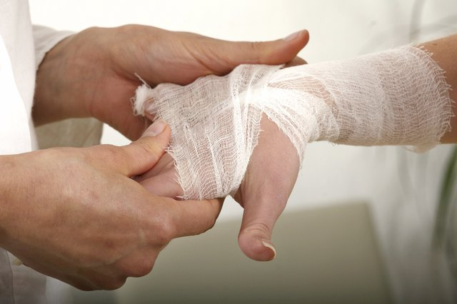 Bandage for hand