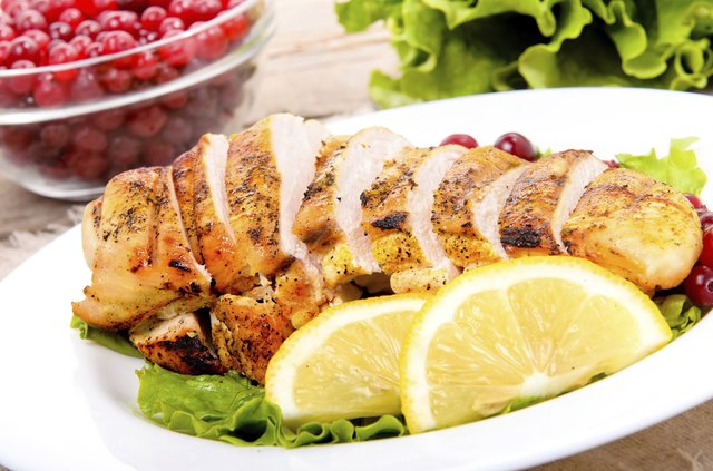 How To Grill Chicken On The Stove Top Livestrong Com