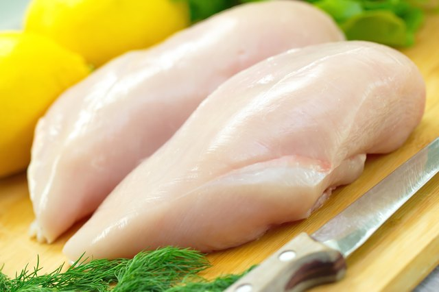 How to Marinate Chicken in Lemon | Livestrong.com