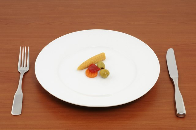 Recommended Calorie Intake for One Meal