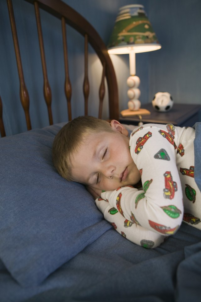 Is There Something Natural I Can Give My Child to Help Sleep Through the Night?