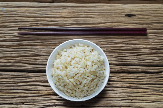 Parboiled Rice Nutrition