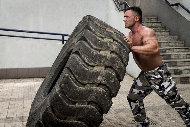 Define Lean Muscle