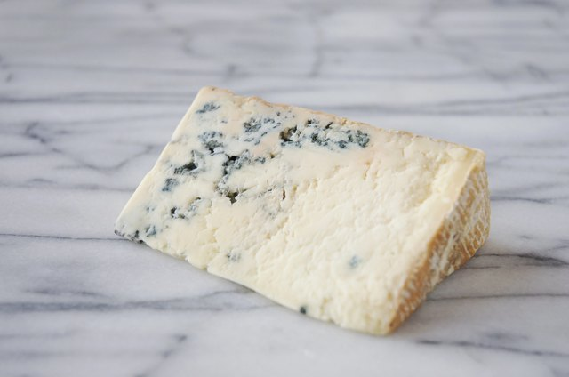 Nutritional Facts of Gorgonzola Cheese
