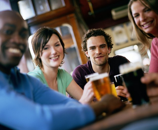 The Calories in Brandy, Beer & Wine