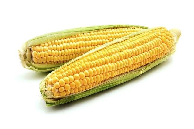 Ears of maize