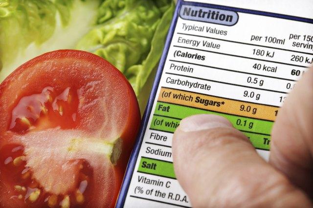 Printable Calorie Lists | Livestrong.com