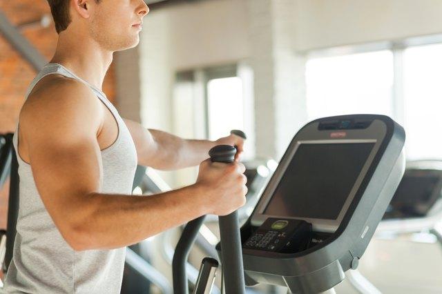Cardio exercise.