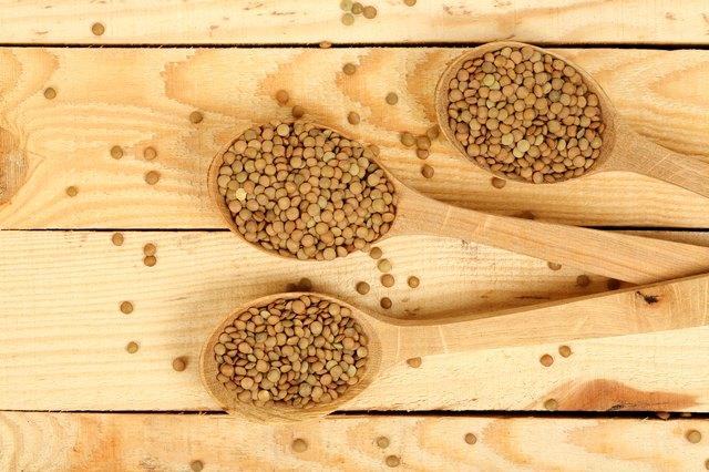 ladles and lentils