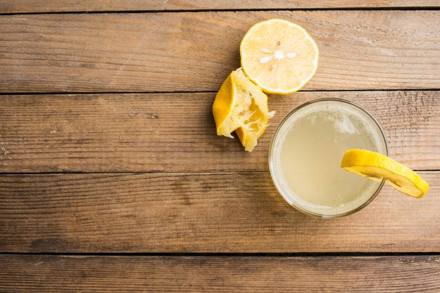 Do You Have to Use a Laxative & Salt Water Flush on the Lemonade Diet?