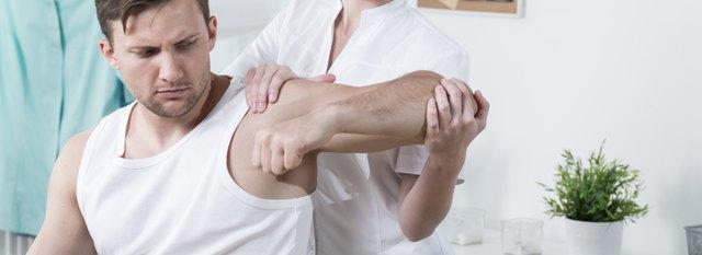 Torn Muscle in Bicep Symptoms