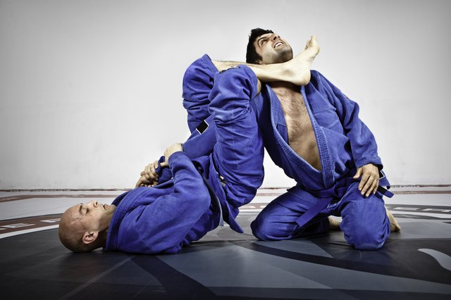 Jiu-Jitsu Training