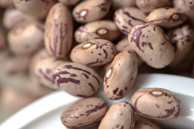 Glycemic Index for Pinto Beans