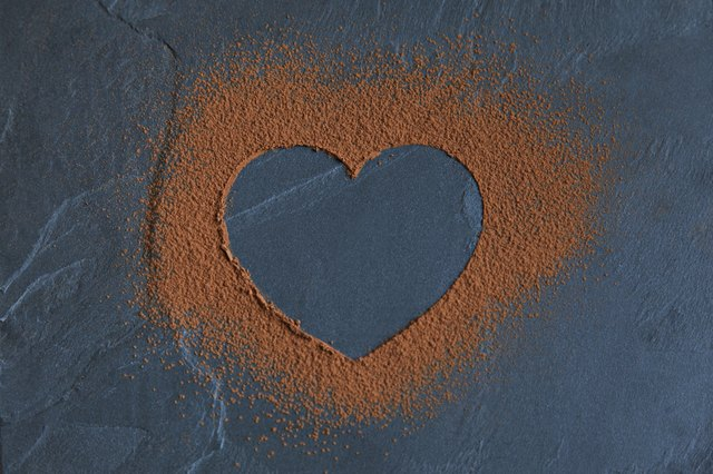 Cocoa Heart