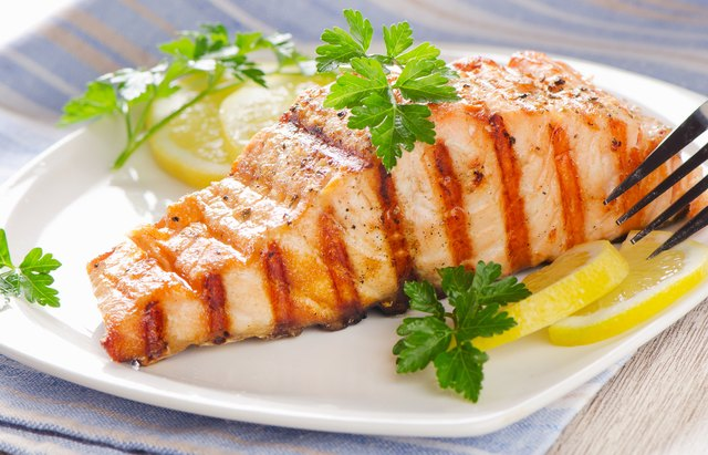 List of Foods to Lower Triglycerides