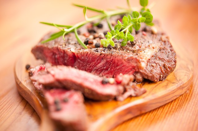 How to Age a Steak With Salt