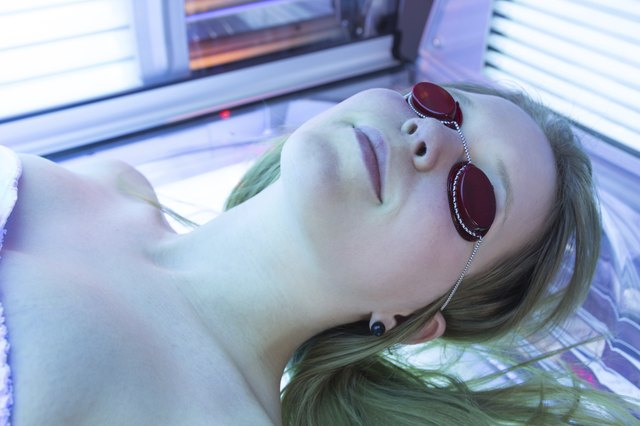 How to Treat Tanning Bed Burn