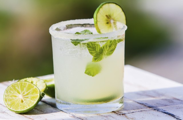 How to Make Margaritas With Bacardi Mixers
