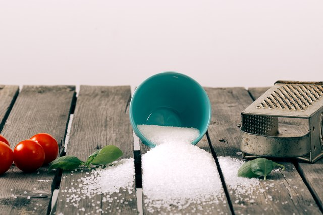 What Can Sodium Do to Your Stomach If You Have Too Much?