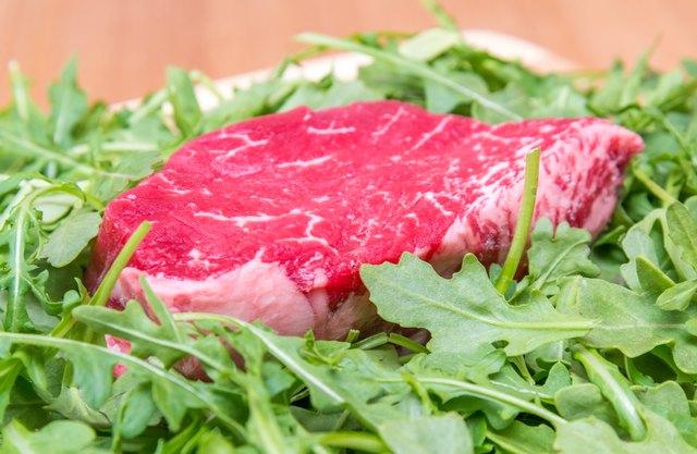 Piece of beef fillet
