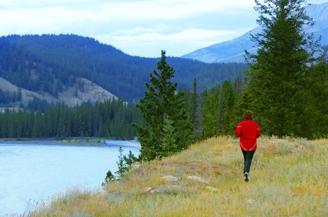 Running the Rocky Mountains