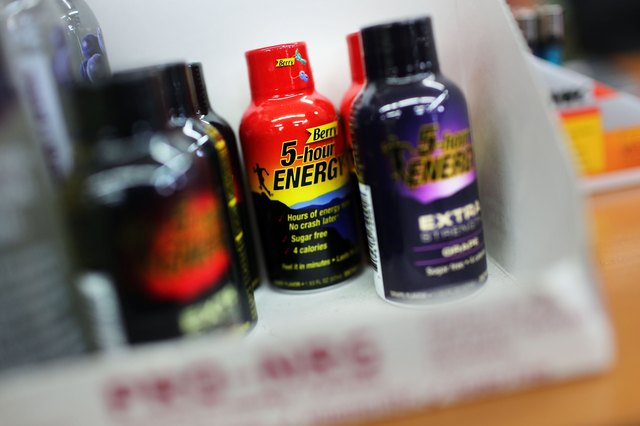 Highly Caffeinated Drinks, Five Hour Energy And Monster Energy Cited In 13 Death Reports