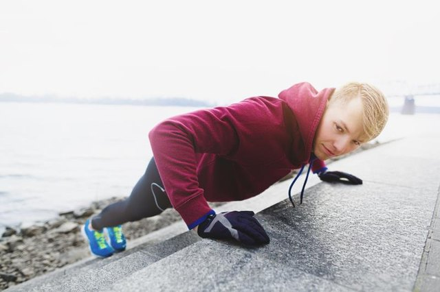 What Muscles Do Incline Push-Ups Work?