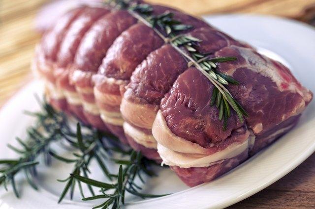 Roast raw