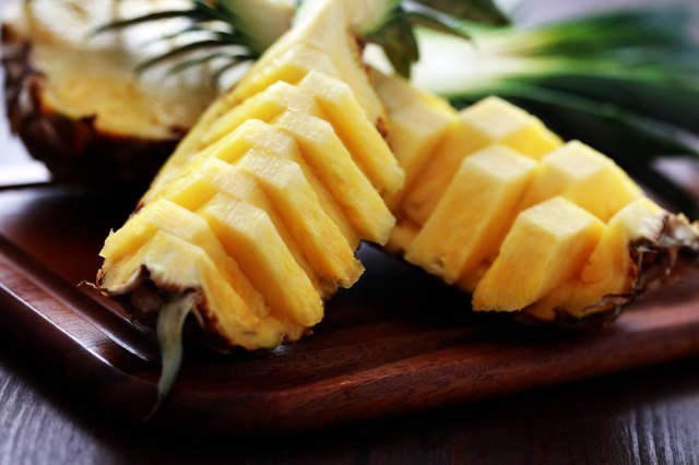 pineapple ready to eat