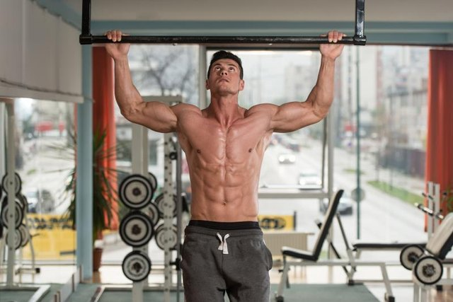 Ab Pain from Pull-Ups