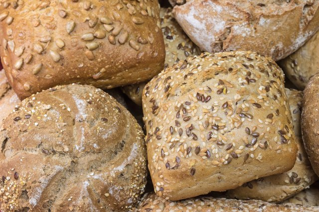 Wholemeal pastries