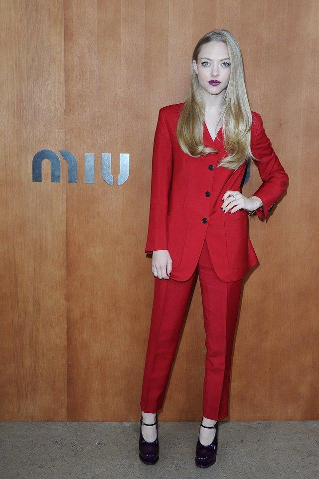Miu Miu: Photocall - Paris Fashion Week Womenswear Spring / Summer 2013