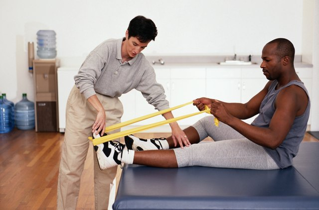 Athletic Training Vs. Physical Therapy | Livestrong.com