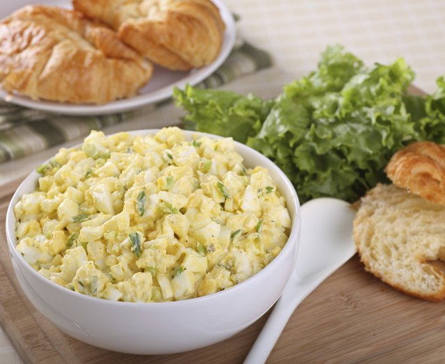 Egg Salad While Pregnant
