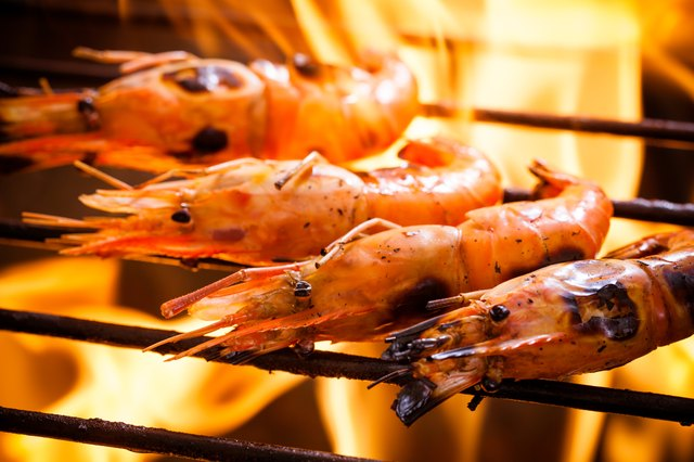 Barbecued