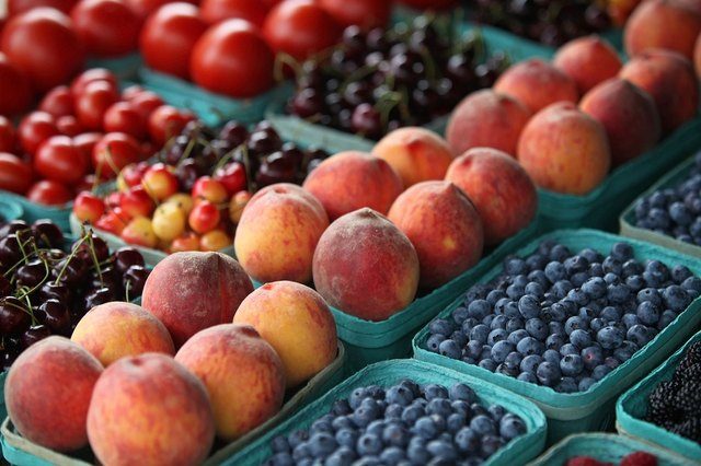It can be cheaper to buy foods that are in season.