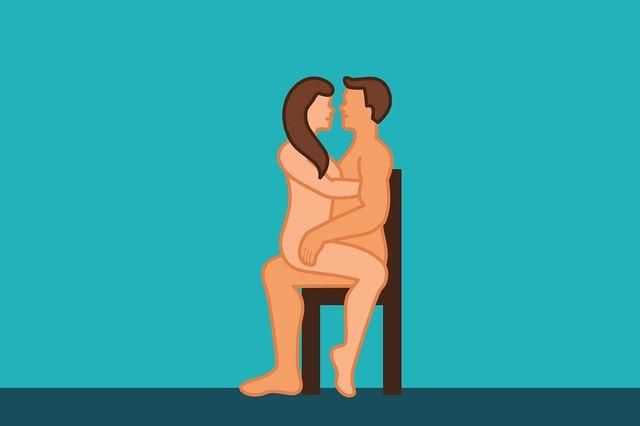 Take a load of that bad knee and have a seat with your partner.
